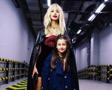 Світлана Лобода з дочкою, Instagram