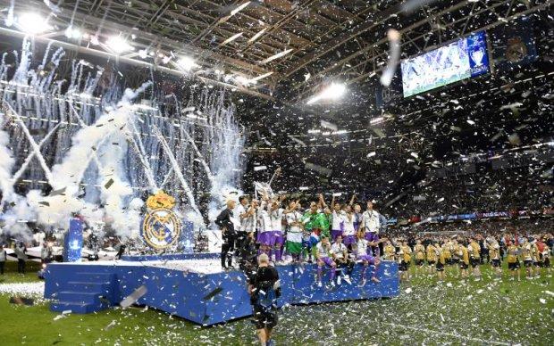 Як в Мадриді вболівальники святкували перемогу Реалу у Лізі Чемпіонів