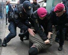 Задержание мужчины, фото 112.ua