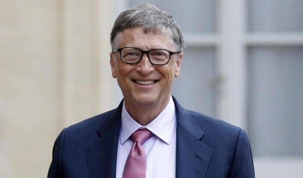 Статки Білла Гейтса зрівнялися з ВВП України