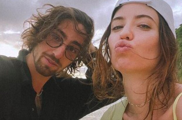 Надя Дорофєєва і Володимир Дантес, instagram.com/nadyadorofeeva/