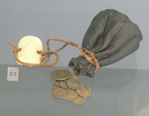 Археологи показали, що носив стародавній українець у гаманці