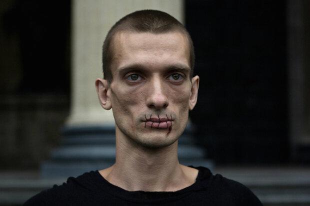Художник Павленский с помощью с*кса заставил сняться любимца Макрона с выборов мэра Парижа
