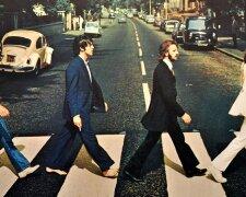 The Beatles на обкладинці «Abbey Road»