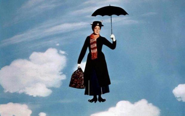 Китайці створили парасольку для Мері Поппінс