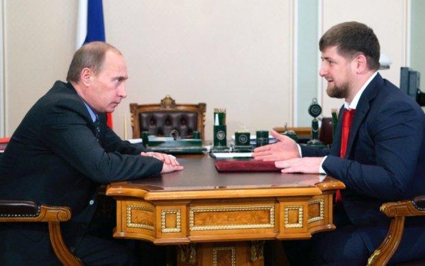 Говоря о геях, Песков вспомнил Путина и Кадырова