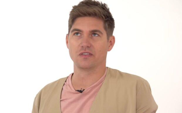 Владимир Остапчук , скрин из видео