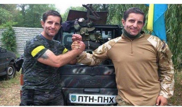 Росіяни розділили Шкіряка надвоє