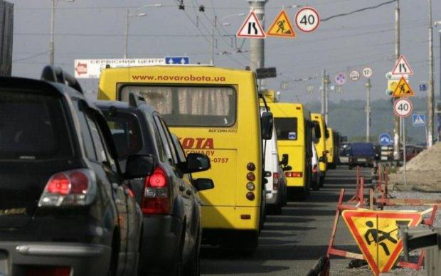 Киянам на замітку: де обмежать рух транспорту