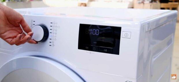 Сушильна машина, фото: скріншот з відео