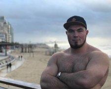 Олексій Новіков - найсильніша людина України