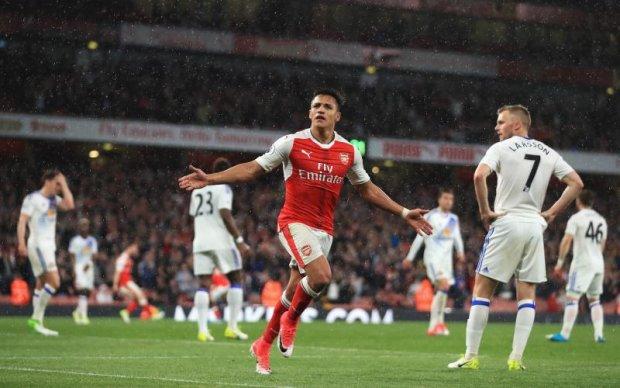 Арсенал - Сандерленд 2:0 Відео голів та огляд матчу чемпіонату Англії