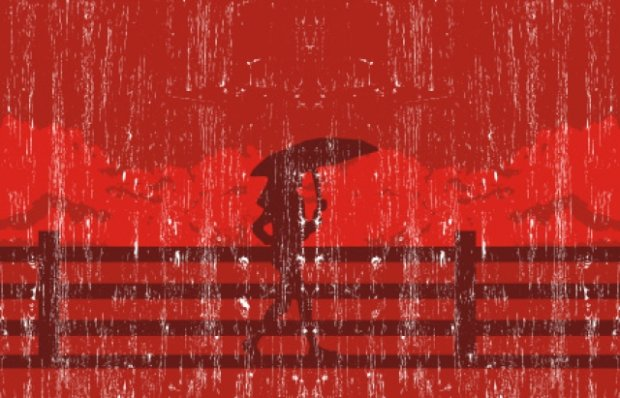 Знамення кінця світу або підступи сатани: як американське місто накрив кривавий м'ясний дощ