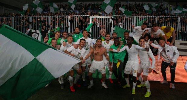 Найбільш українська команда у Європі виграла 30-й чемпіонат