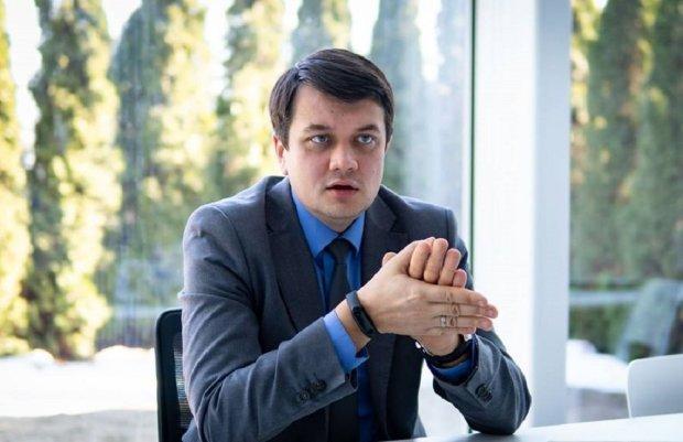 Разумков из команды Зеленского рассказал о будущем мединицы, земли и образования: уже в ближайшее время
