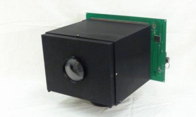 Винайдена камера, що сама заряджається
