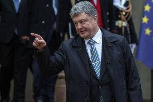 Петр Порошенко, фото РБК