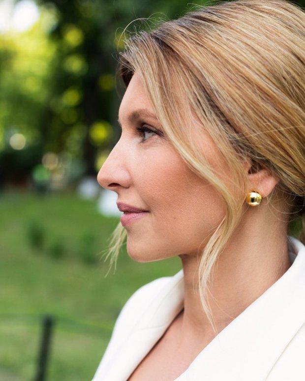 Олена Зеленська захопила красою в Instagram: перша леді, на яку ми заслуговуємо