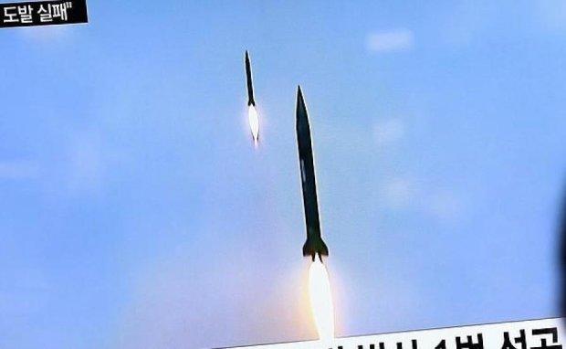 Північна Корея знову запустила ракети на Японію