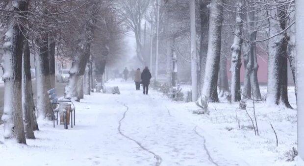 Погода на 1 січня в Україні: новий рік розпочнеться з тепла та опадів