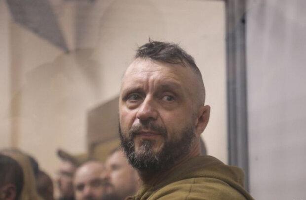 Андрей Антоненко, Прямий