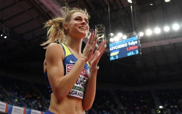 Хочеться побільше: красуня-легкоатлетка відповіла на найінтимніше питання