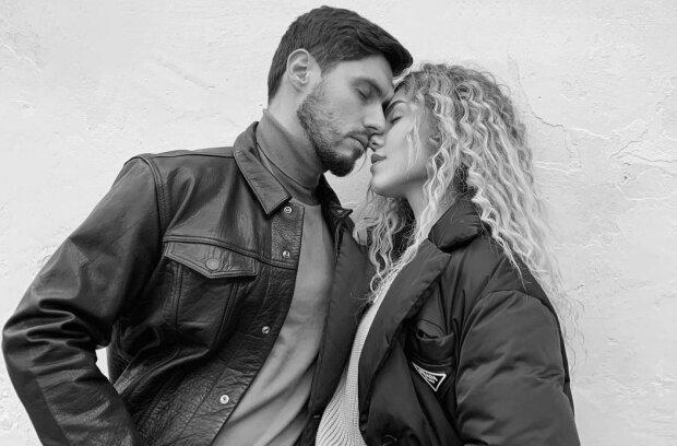 Никита Добрынин и Даша Квиткова, фото - https://www.instagram.com/kvittkova/?hl=uk