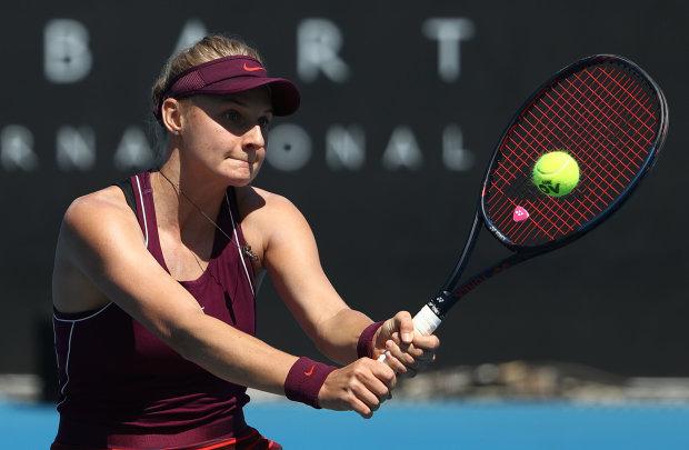Сладкий вкус победы: украинка Ястремская растоптала россиянку на Miami Open