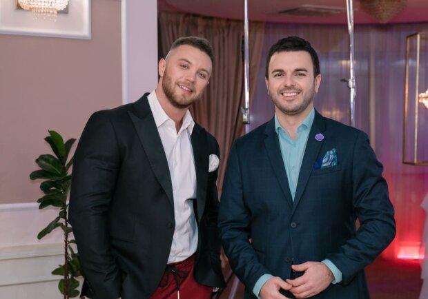 Михайло Заливако і Гриша Решетник, фото: СТБ