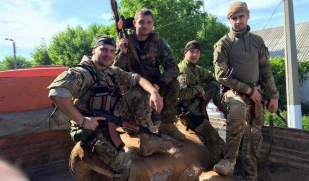 На Донбассе снесли еще одного Ленина