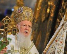 Константинопольський патріарх Варфоломій