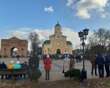 Дениса Чаленко поховали в Прилуках, фото ТСН