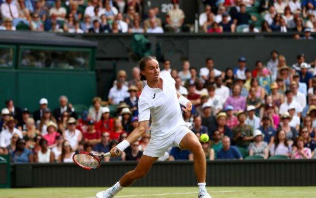Украинский теннисист выиграл двухсотый матч в карьере