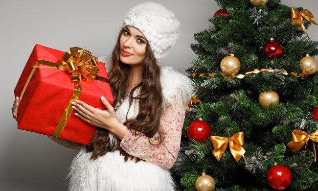 Новогодний подарок, фото: ua.wallpapers-fenix.eu