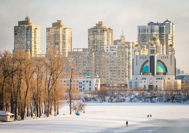 Погода на 8 грудня: зима підготувала мокрий подарунок