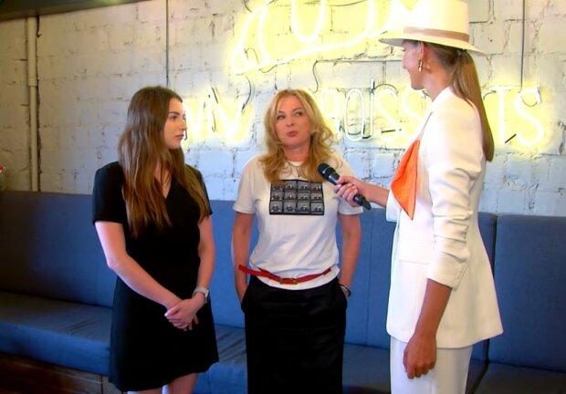 Світлана і Барбара, фото: кадр з відео