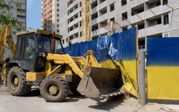 Архитектурный коллапс: киевские застройки показали со спутника