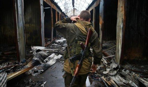 """Прокремлевские боевики """"нашли"""" 13 украинских """"шпионов"""""""