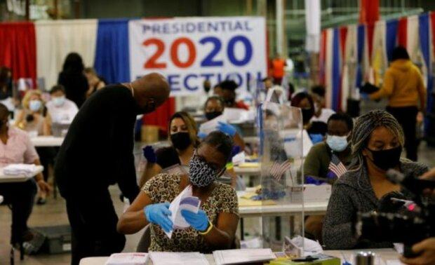 Выборы в США, фото из свободных источников