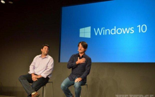Windows 10 знову змусив Microsoft панікувати