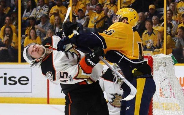 НХЛ: Анахайм дотиснув Нешвіл в овертаймі