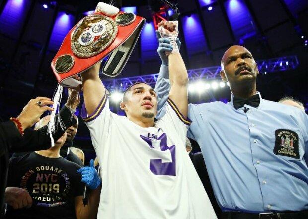 Теофимо Лопес, boxingscene.com