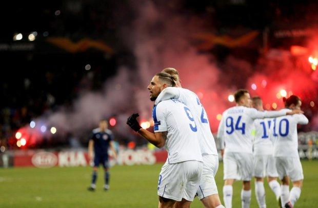 УЕФА может наказать Динамо и Шахтер за поведение фанатов