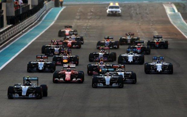 Формула-1: Затверджено календар на сезон-2018