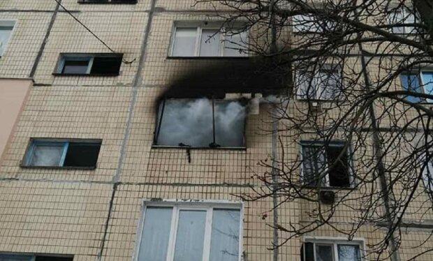 Пожар, фото иллюстративное: Facebook ГСЧС Днепропетровской области
