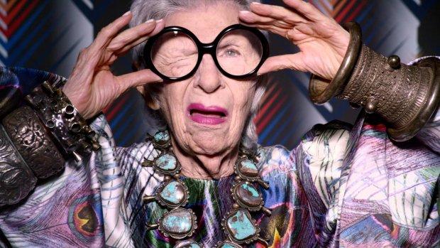 Найепатажніша бабуся планети уклала контракт з модельним агентством: знімки карколомної модниці
