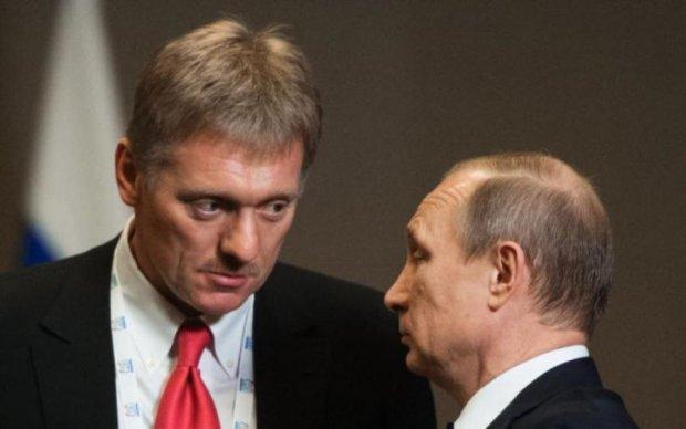Озадачил: Песков подыскивает слова в адрес Захарченко