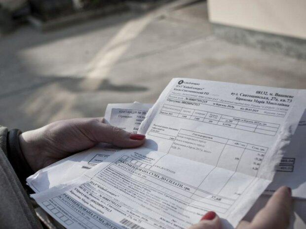 У Нацкомісії визнали помилку в нових платіжках за газ і зобов'язалися виправити