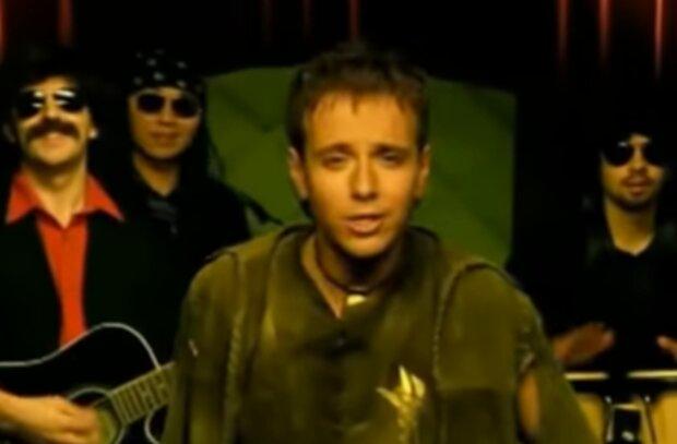 Андрей Губин, кадр из видео