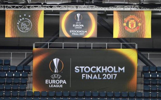 Фінал Ліги Європи: Де зіграють Аякс та Манчестер Юнайтед